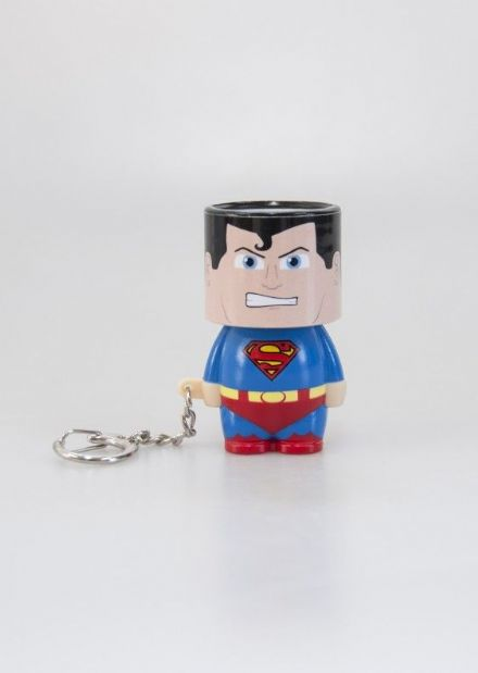DC Comics Superman Mini Look-Alite Keyring